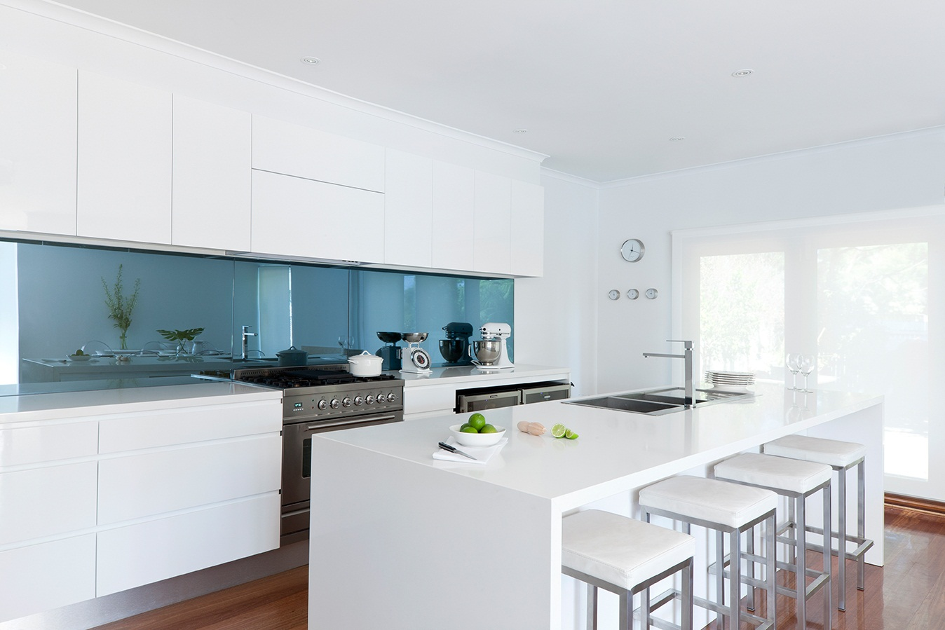 Dulux Kitchen Paint White | Home Painting