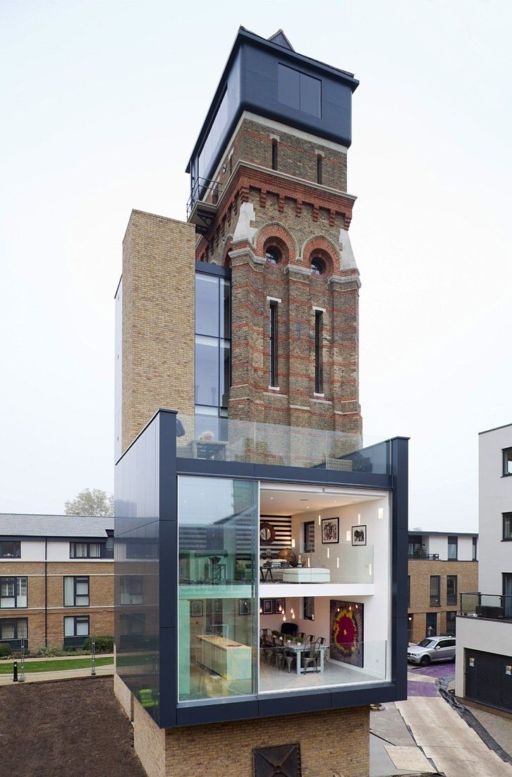 Grand Designs Water Tower