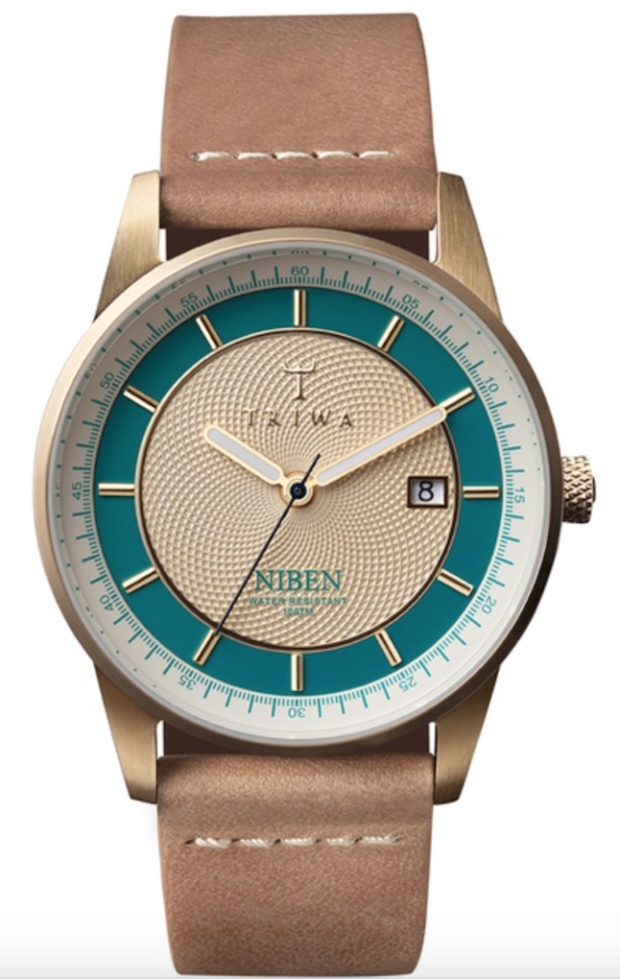 Niben Turquoise watch - The Iconic