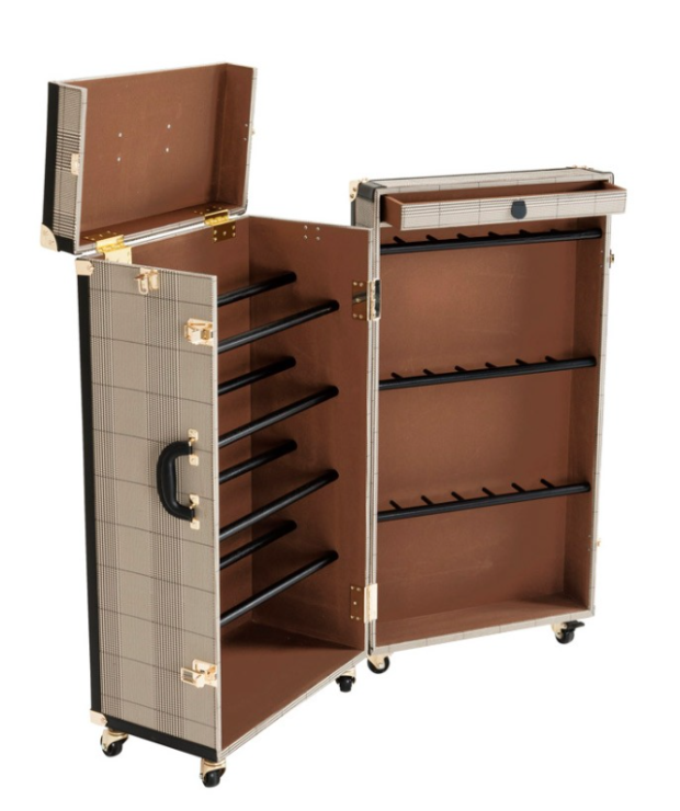 EICHHOLTZ LUXURY SHOE CABINET - THE STYLE PROJECT