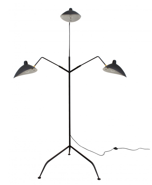 Funky floor lamp - The Style Project