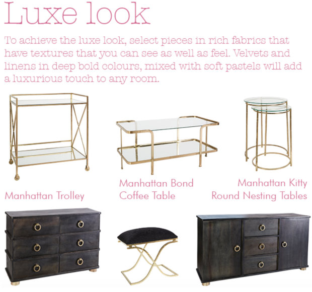Luxe Look - The Style Project