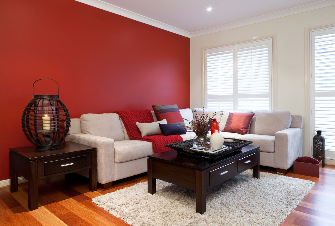 Paint names for Dulux colour schemes for living rooms