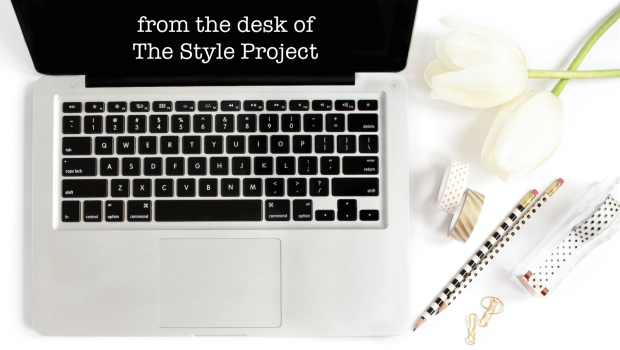 The Style Project Blog email sign off