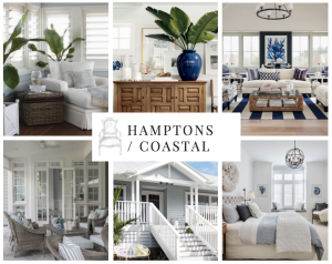 Hamptons Coastal Interiors Sydney