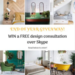Interior Design Consultation Giveaway - The Style Project