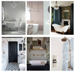 Pinterest Bathroom Ideas The Style Project