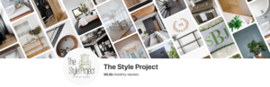 The Style Project Pinterest Boards